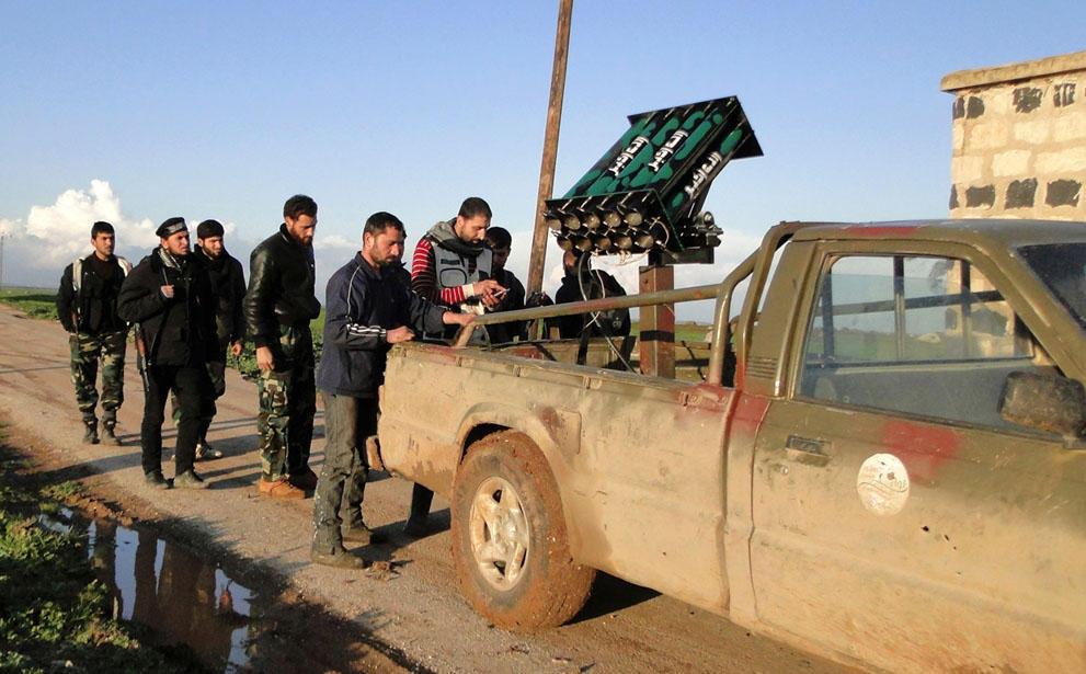 samodelnieorujiya 29 armas improvisadas rebeldes sirios