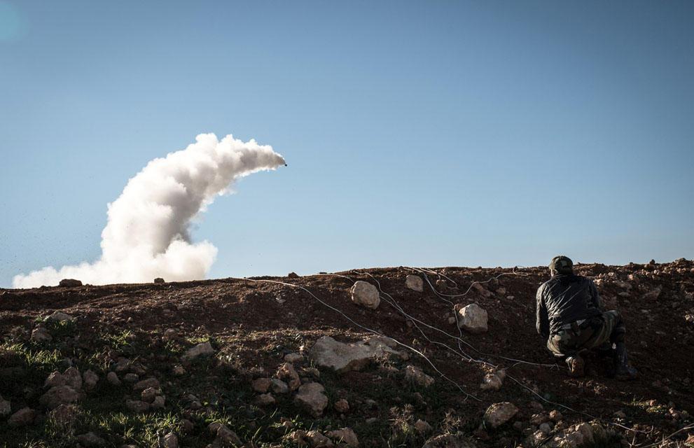 samodelnieorujiya tres armas caseras rebeldes sirios