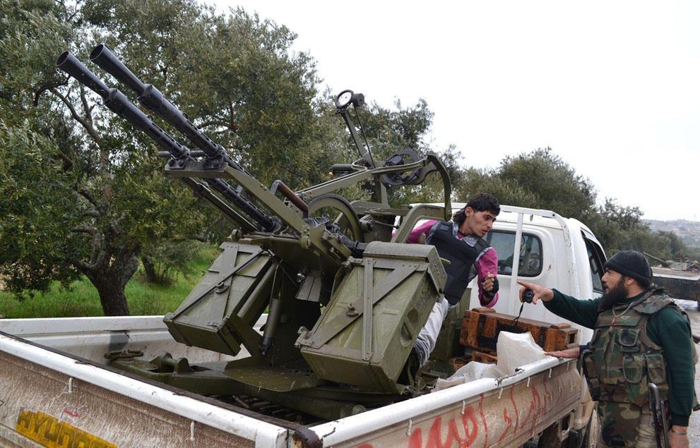 samodelnieorujiya 32 armas improvisadas rebeldes sirios