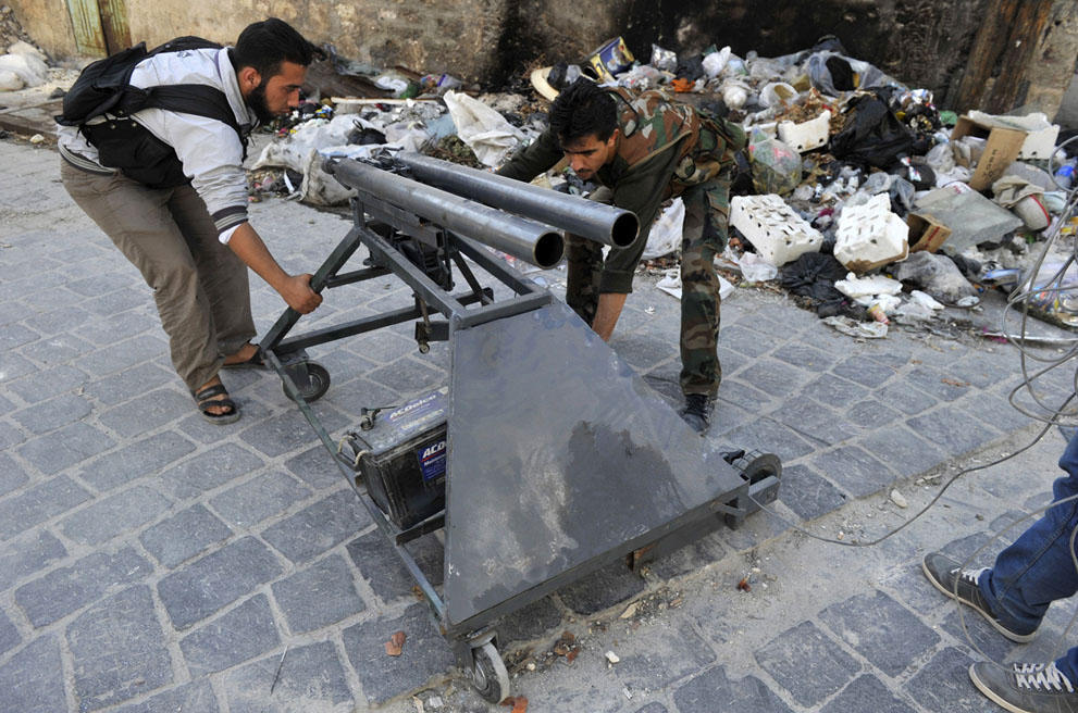 samodelnieorujiya 34 armas improvisadas rebeldes sirios