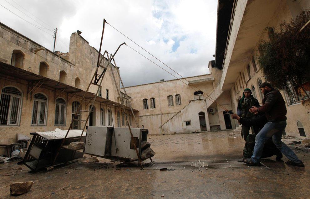 samodelnieorujiya 35 armas improvisadas rebeldes sirios