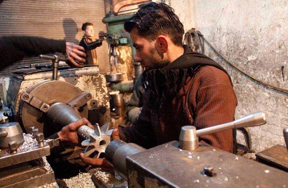 samodelnieorujiya cuatro armas caseras rebeldes sirios
