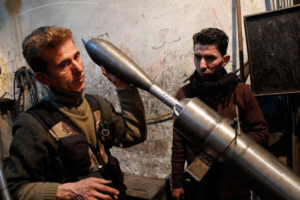 samodelnieorujiya 6 armas improvisadas rebeldes sirios
