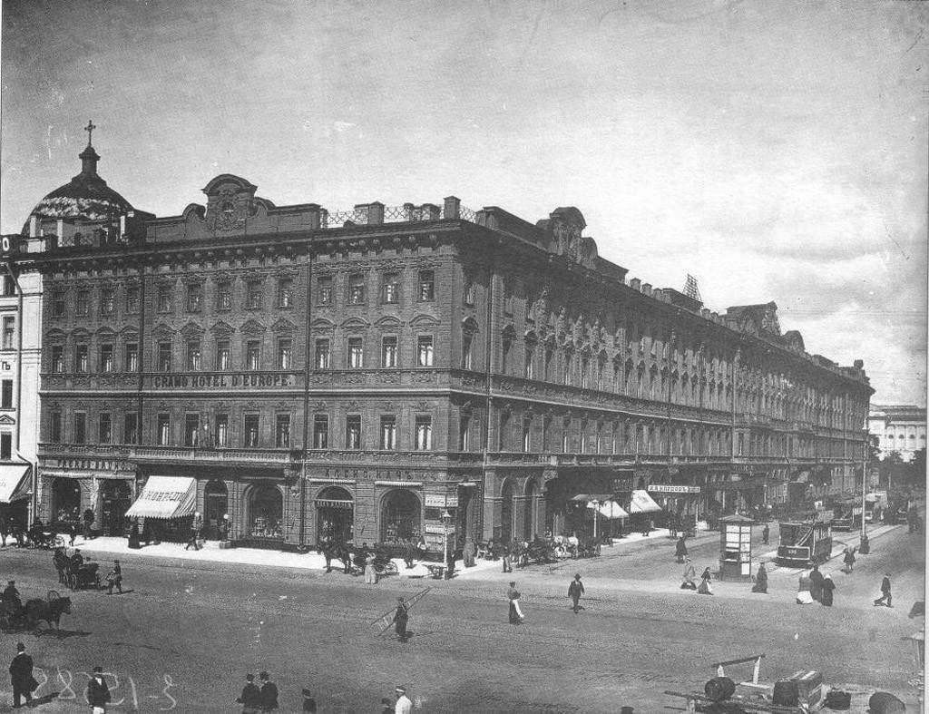 Транспорт Санкт-Петербурга начала 20 века. Sbppubtransp02