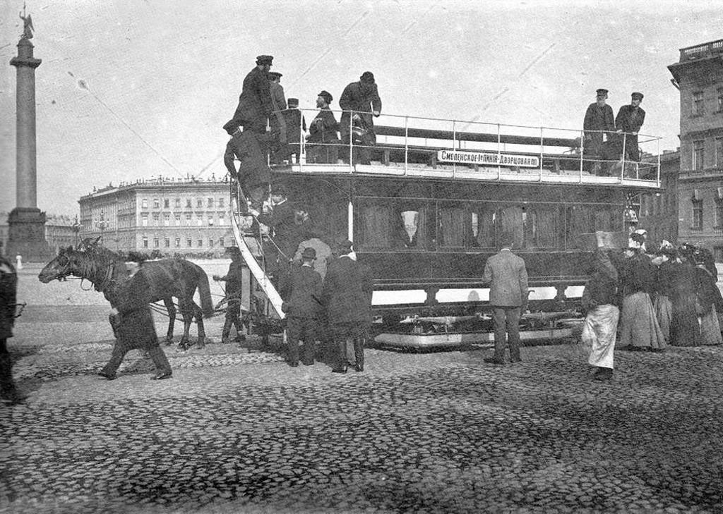 Транспорт Санкт-Петербурга начала 20 века. Sbppubtransp06