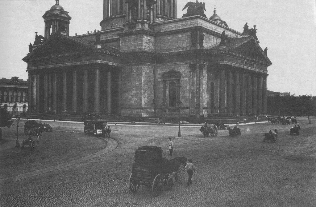 Транспорт Санкт-Петербурга начала 20 века. Sbppubtransp07