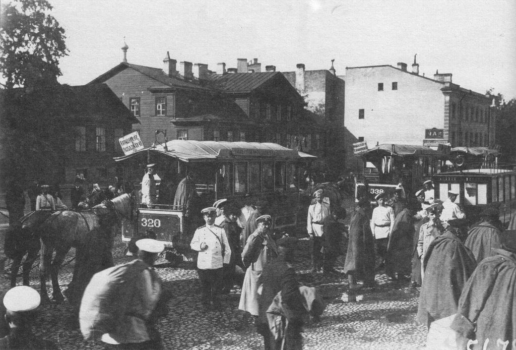 Транспорт Санкт-Петербурга начала 20 века. Sbppubtransp08