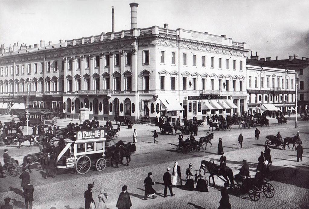 Транспорт Санкт-Петербурга начала 20 века. Sbppubtransp10