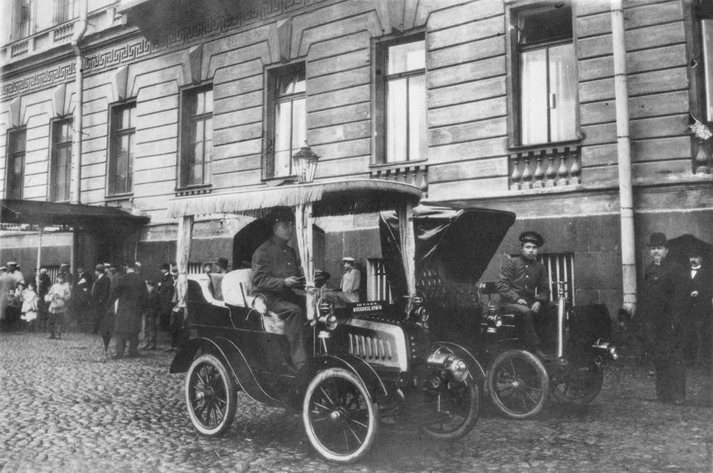 Транспорт Санкт-Петербурга начала 20 века. Sbppubtransp15