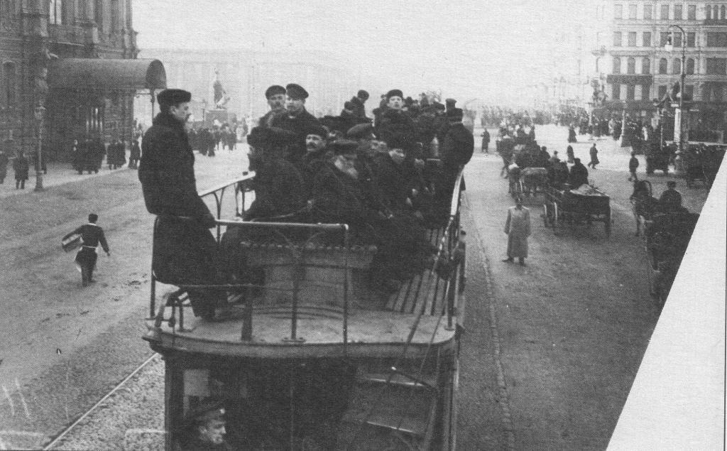 Транспорт Санкт-Петербурга начала 20 века. Sbppubtransp17