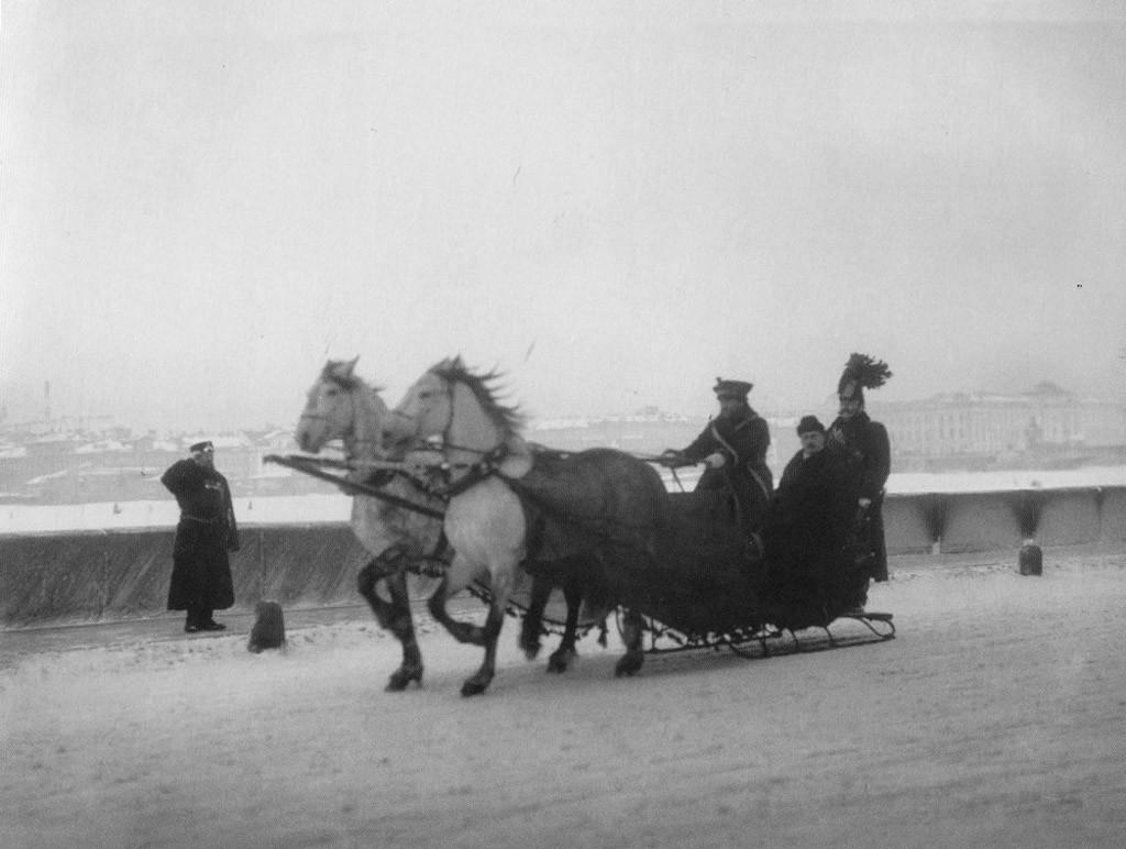 Транспорт Санкт-Петербурга начала 20 века. Sbppubtransp19