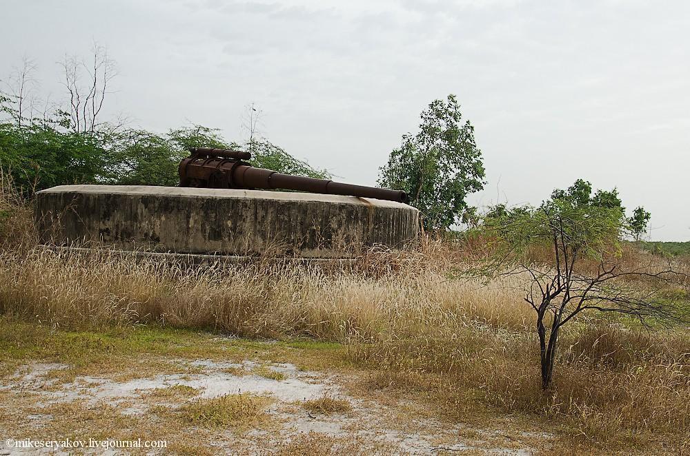senegal04 Деревня Мар Лодж и Сенегальская школа
