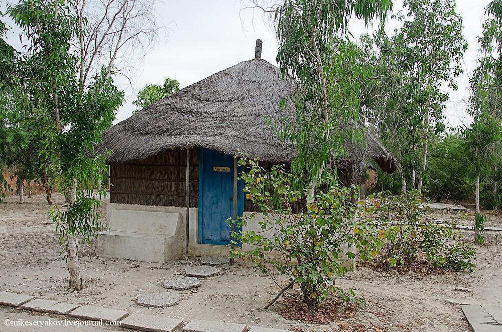 senegal05 Деревня Мар Лодж и Сенегальская школа