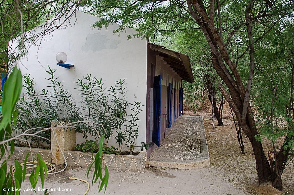 senegal07 Деревня Мар Лодж и Сенегальская школа