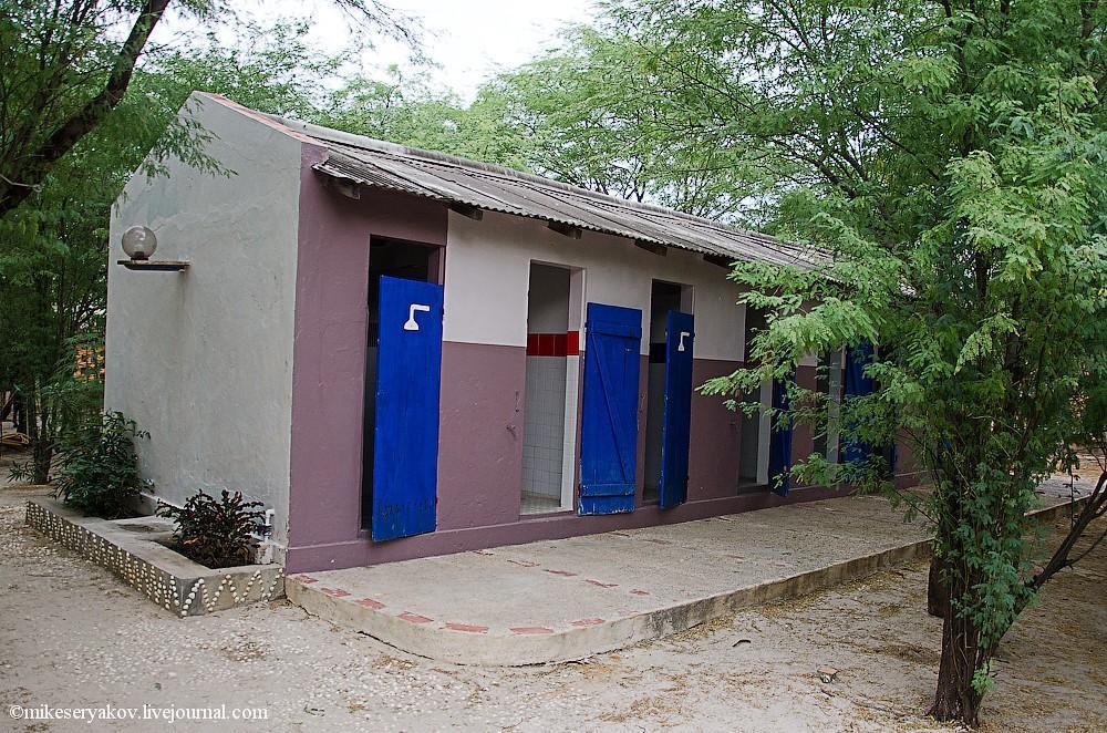 senegal09 Деревня Мар Лодж и Сенегальская школа