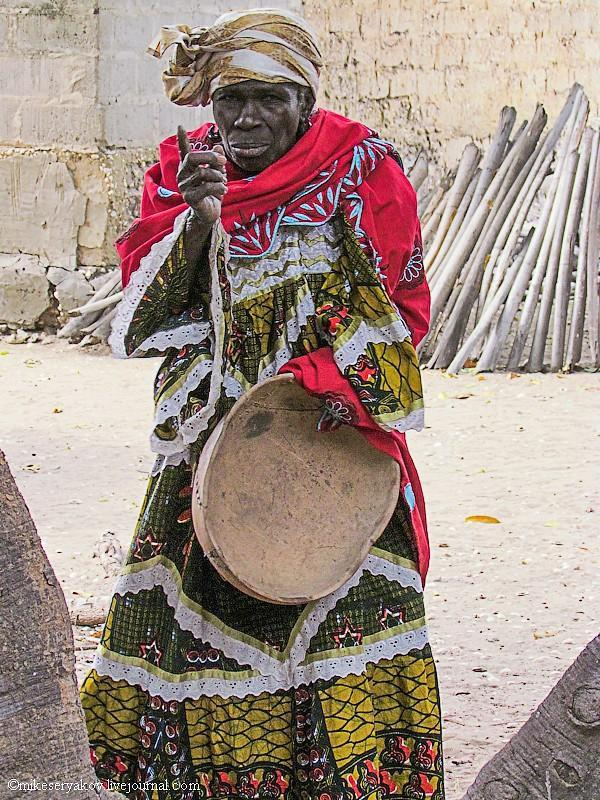 senegal15 Деревня Мар Лодж и Сенегальская школа