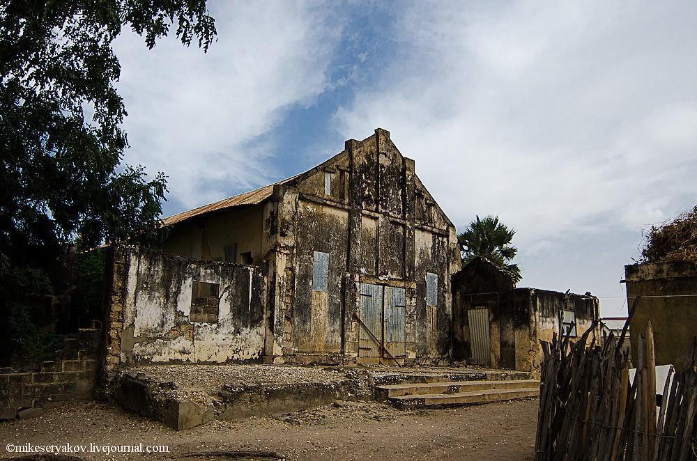 senegal17 Деревня Мар Лодж и Сенегальская школа