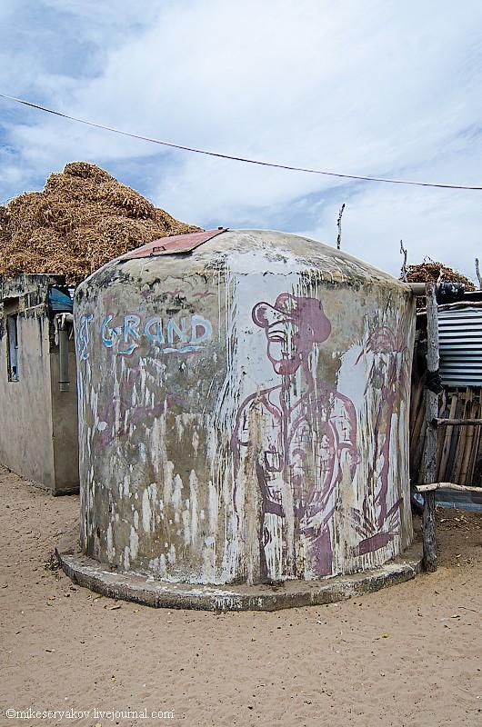 senegal21 Деревня Мар Лодж и Сенегальская школа