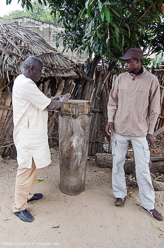senegal22 Деревня Мар Лодж и Сенегальская школа