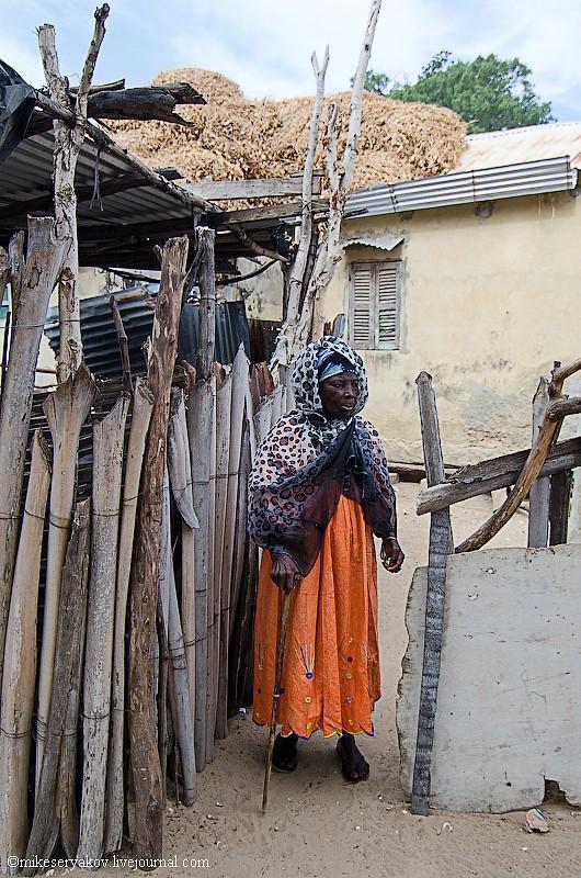 senegal25 Деревня Мар Лодж и Сенегальская школа