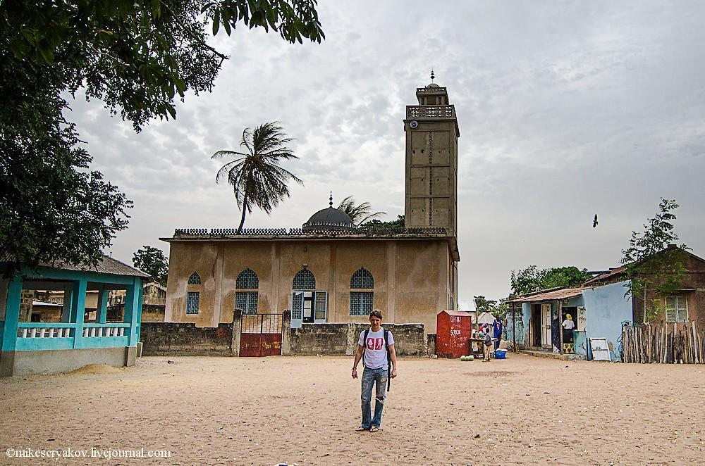 senegal27 Деревня Мар Лодж и Сенегальская школа