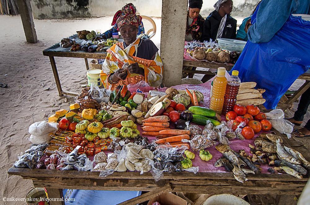 senegal30 Деревня Мар Лодж и Сенегальская школа