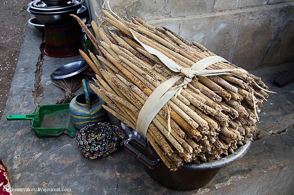 senegal31 Деревня Мар Лодж и Сенегальская школа