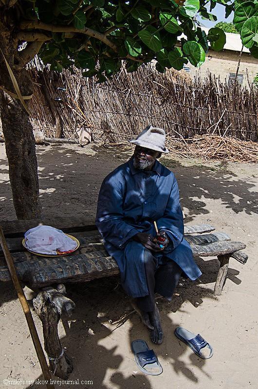senegal32 Деревня Мар Лодж и Сенегальская школа