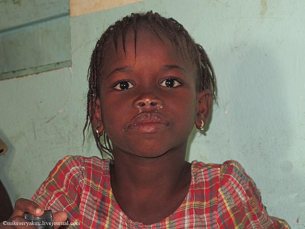 senegal36 Деревня Мар Лодж и Сенегальская школа