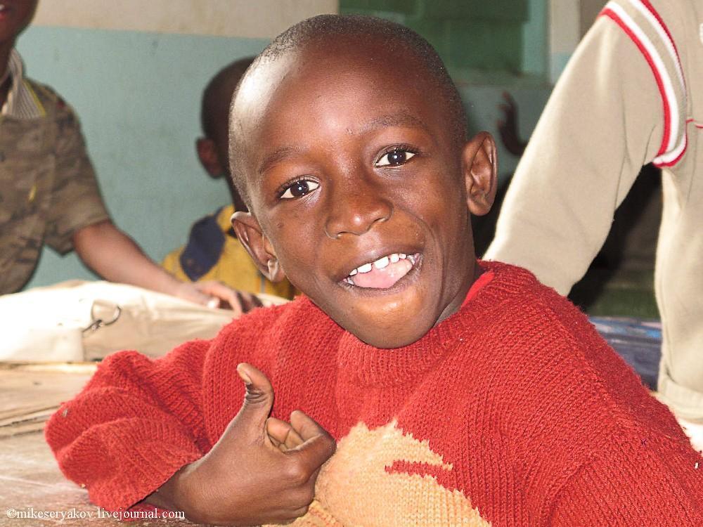senegal37 Деревня Мар Лодж и Сенегальская школа