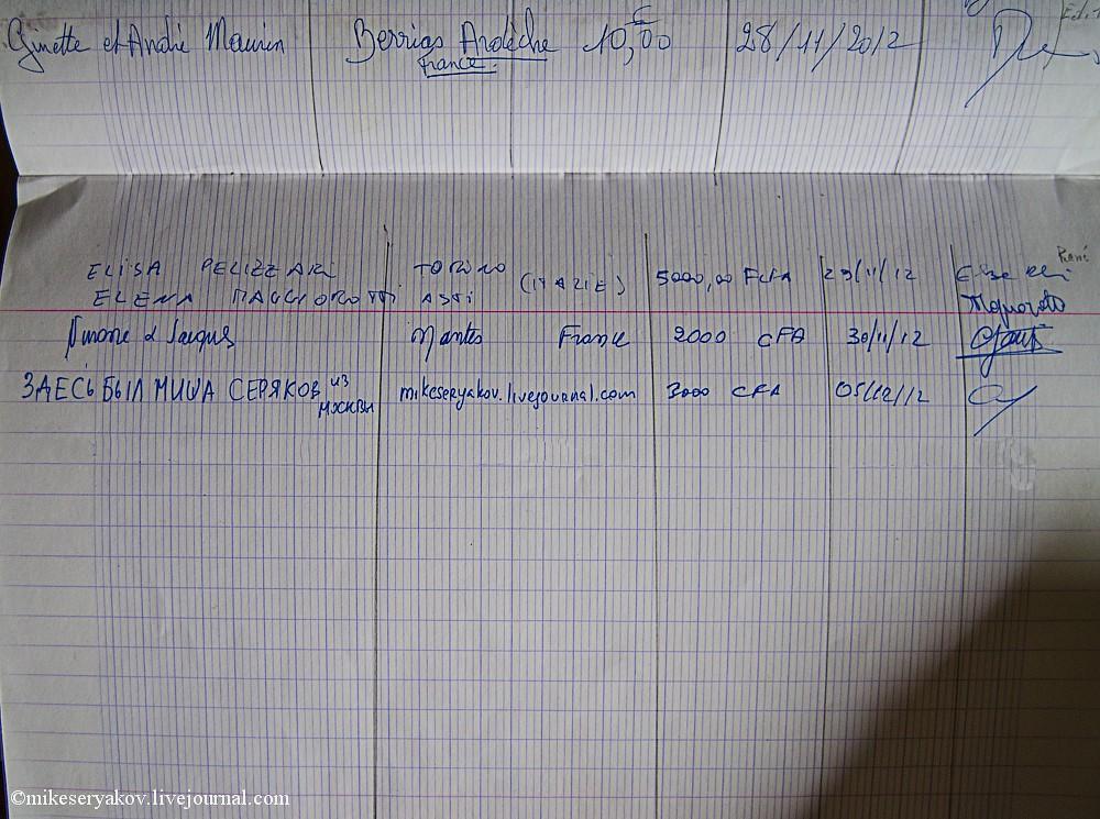 senegal38 Деревня Мар Лодж и Сенегальская школа