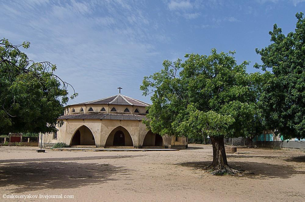 senegal42 Деревня Мар Лодж и Сенегальская школа