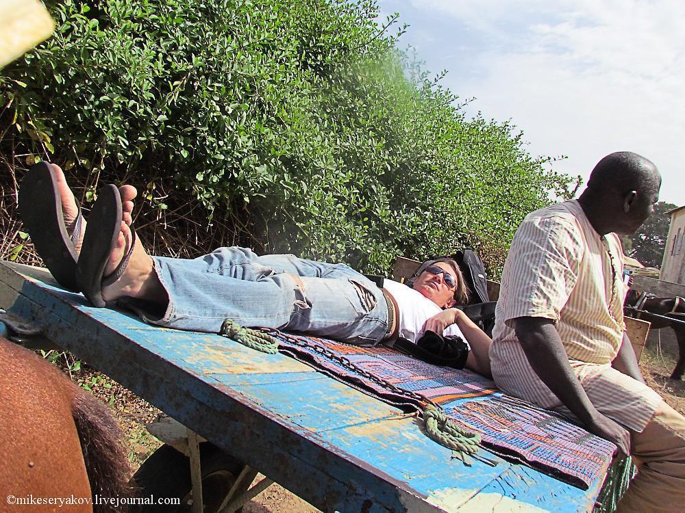senegal43 Деревня Мар Лодж и Сенегальская школа