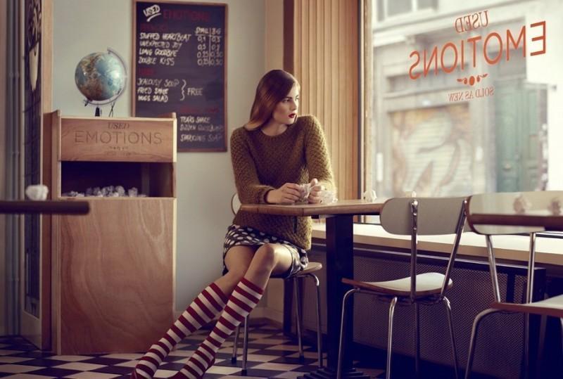 Рекламная и фешн-фотография Курта Сталлаэрта для Sisley