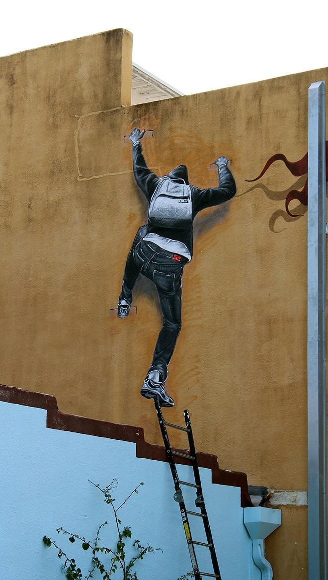 streetart43 amazing street art