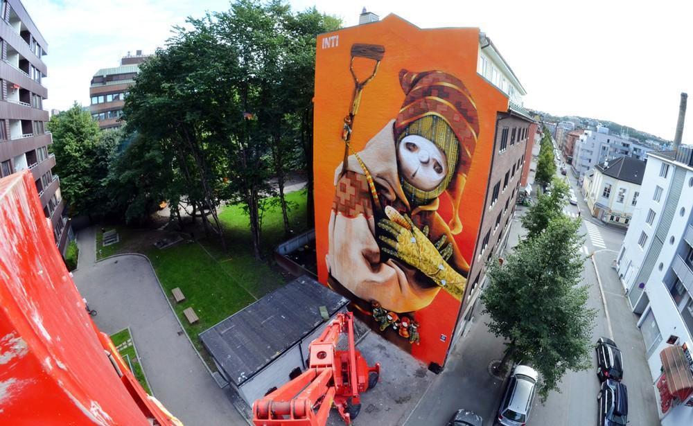 streetart55 amazing street art