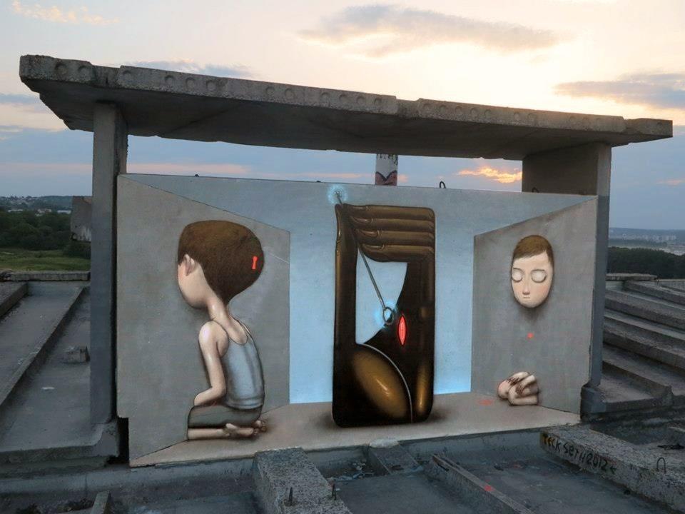 streetart76 amazing street art