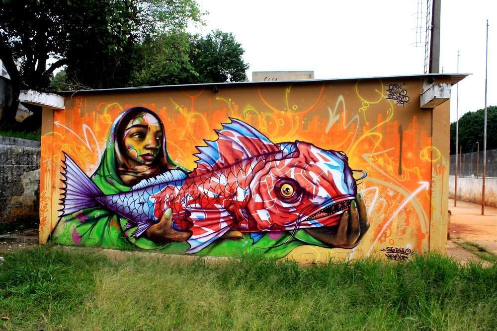 streetart89 amazing street art