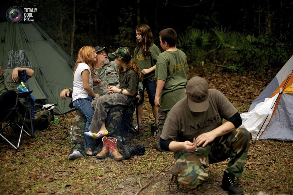 training15 Курс выживания для детей