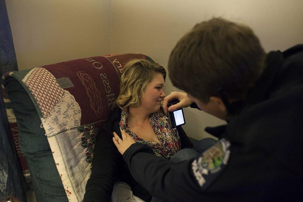 time magazine photo essay domestic violence
