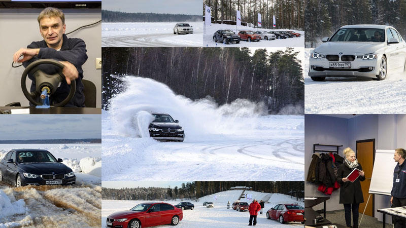 BMW Winter Challenge 2013