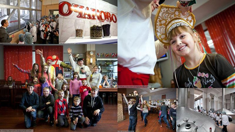 Проводы зимы, или Масленица в музее Очаково