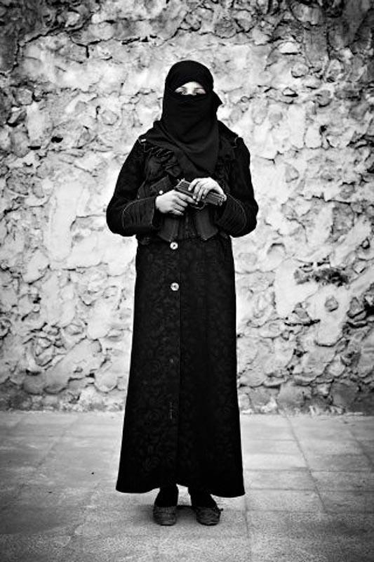 11400000 Женщины воины Свободной сирийской армии
