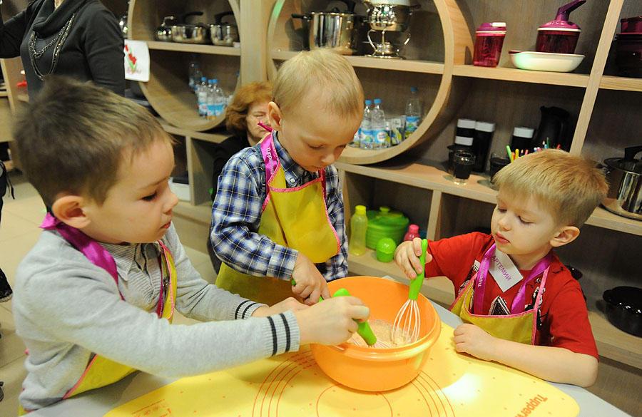 152 Учим детей готовить
