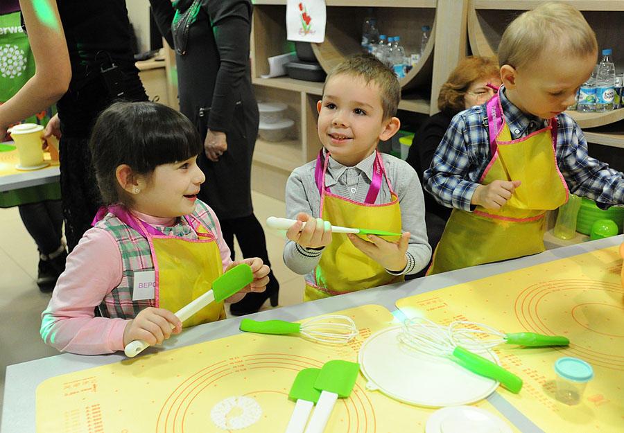 19 Учим детей готовить