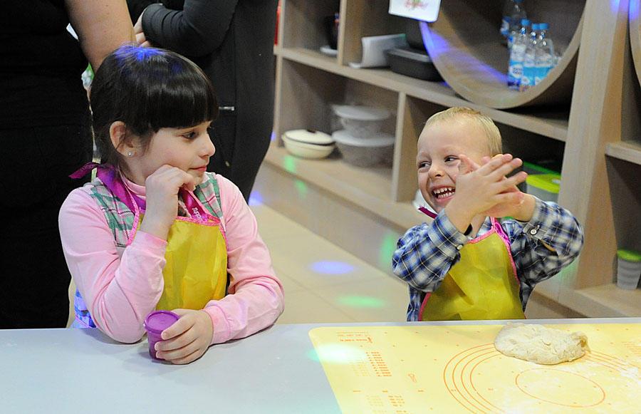 211 Учим детей готовить