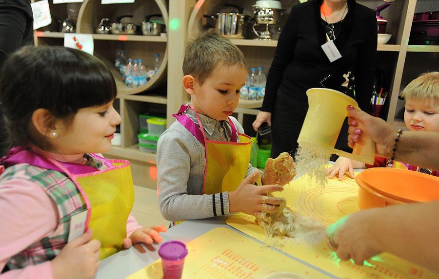 22 Учим детей готовить