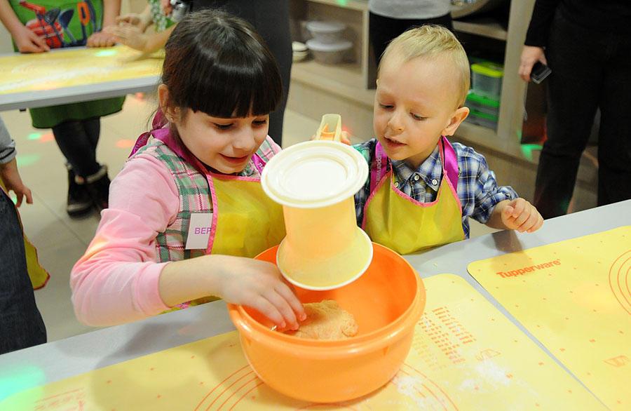 23 Учим детей готовить