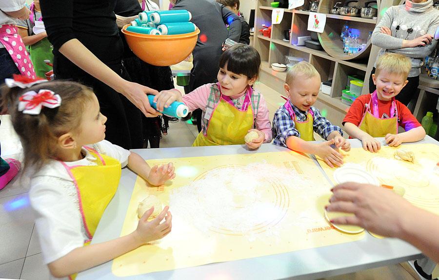 25 Учим детей готовить