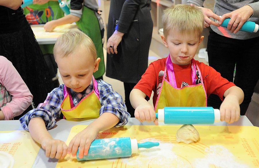 26 Учим детей готовить